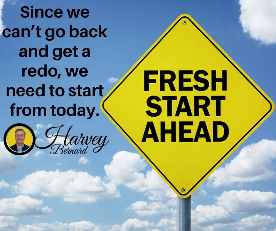 Since we can't go back and get a redo from bad credit, start from today with the right home loan
